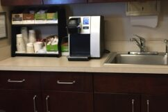 Patient Coffee Station