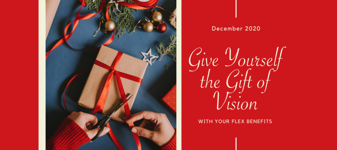 Gift of Vision with Flex Benefits Dollars